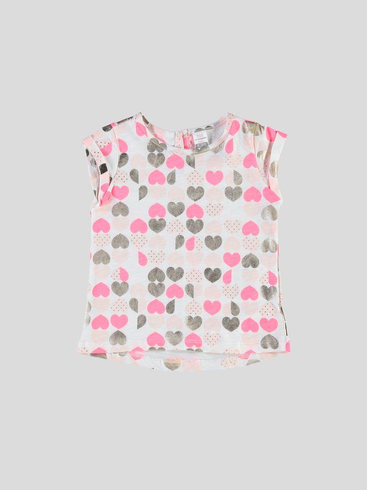 LCWaikiki.com - LC WAIKIKI Body - Pink Printed