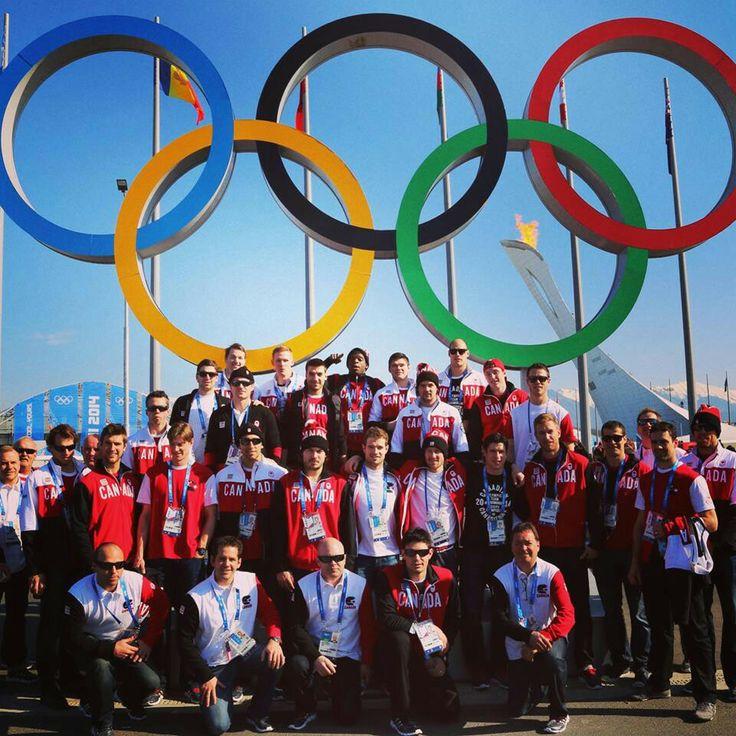 2014 Canadian Men's hockey team