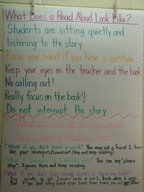How to Read with a Beginning Reader
