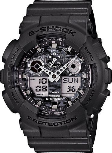 GA100CF-8A - Classic - Mens Watches | Casio - G-Shock 120