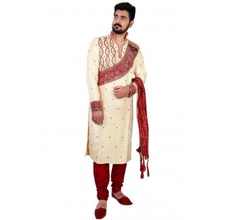 Designer silk Kurta set