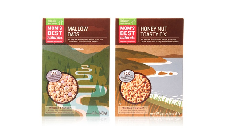 Mom's Best Naturals #packaging