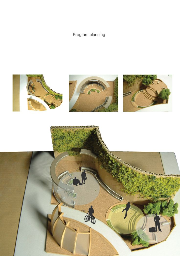 Pocket Park by gowoon jeong at Coroflot.com