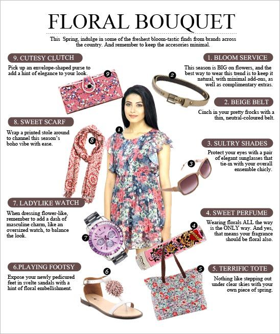 Floral Prints: Floral Prints, Flower Power, Floral Madness, Fashion Trends