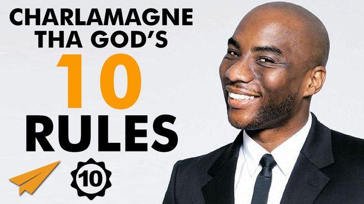 Charlamagne Tha God's Top 10 Rules For Success (@cthagod)