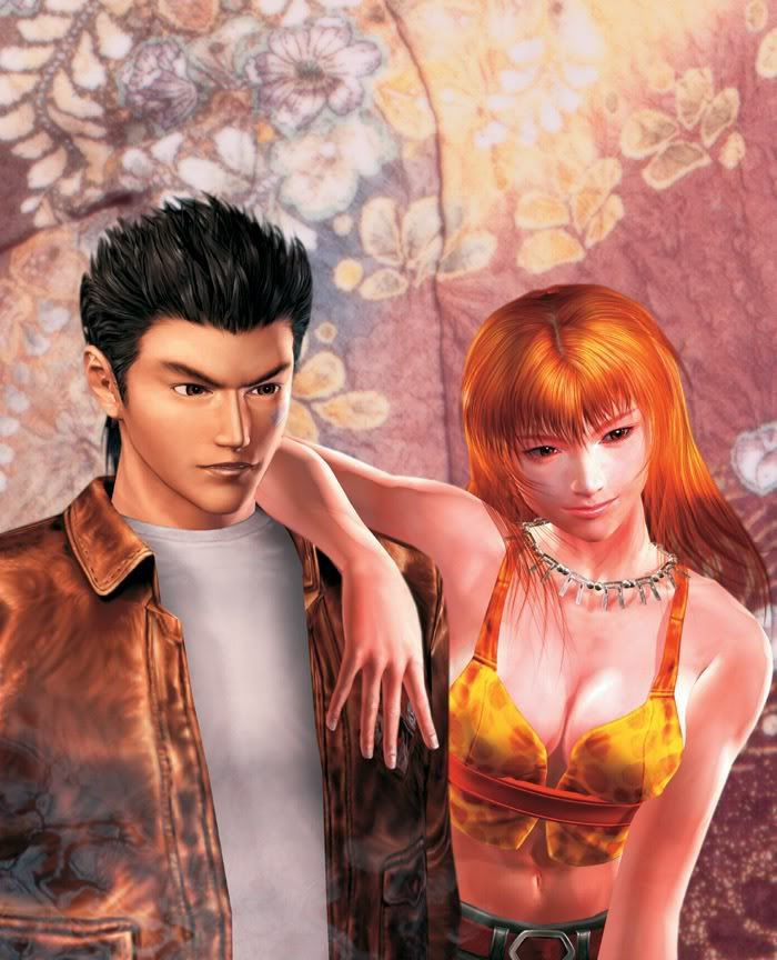 Oh the memories. #Shenmue #RyoHazuki #Joy