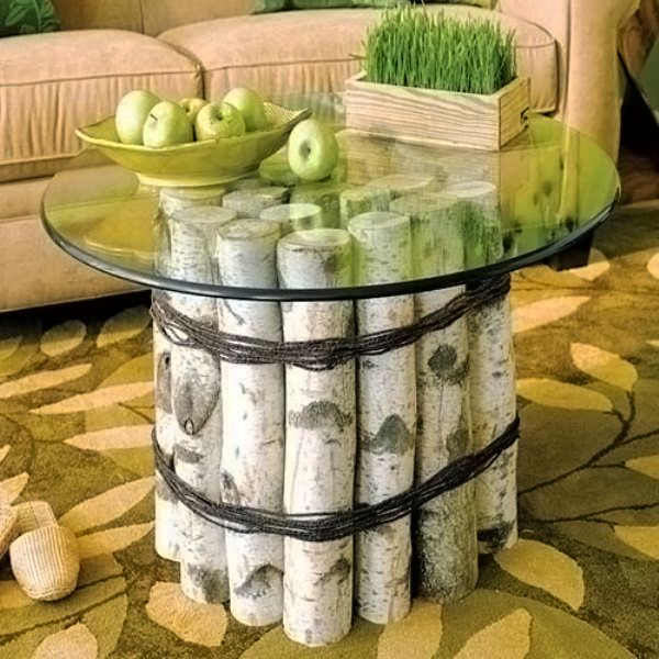 20 Amazing Ways to DIY a Coffee Table | Home Design Lover