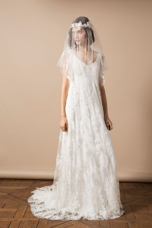 Fashion-forward bridal boutique takes on new, cutting-edge international designer Churchgate Porter.