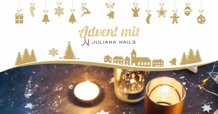 Entdecke täglich ein tolles Weihnachtsangebot in unserem Juliana Nails Adventskalender! In allen 9 Juliana Nails Stores und online erhältlich. http://www.juliana-nails.com/de/index.php?option=com_content&view=article&id=%20212