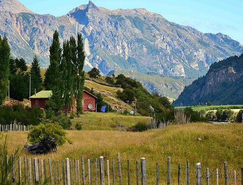 Viviendas de la Carretera, Coyhaique, Chile