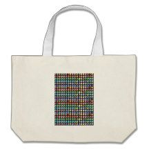 Goodluck Miniature Art gifts Jumbo Tote Bag