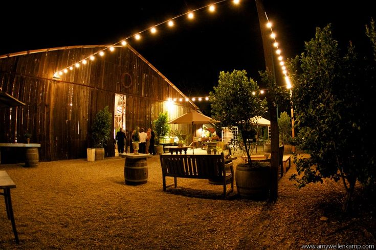 Dana Powers Barn Outdoor Patio And Seating.   [Wedding] Venues And Location    Pinterest   Wedding Venues And Weddings