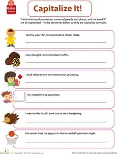 Proper Grammar For Starting A Letter