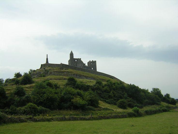 Plats: Cashel, Irland, Europa - Bilden tagen: 18 juli 2006 - Album: Irländsk roadtrip