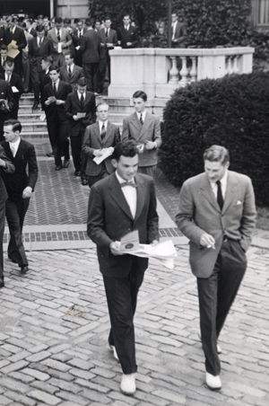 yale single men These men were chosen because they combined  upon the eve of yale's fall semester, which residential college does the new york times single out as the.