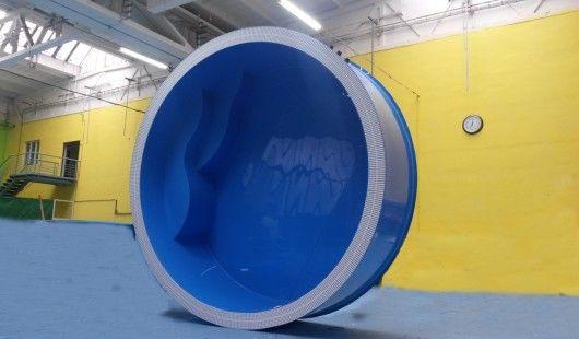 Bazén NEMO, plastový