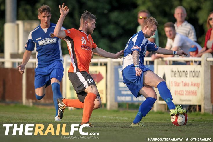 Post match reaction and more to follow in the morning    @therailfc @brighousetown @edwhite2507