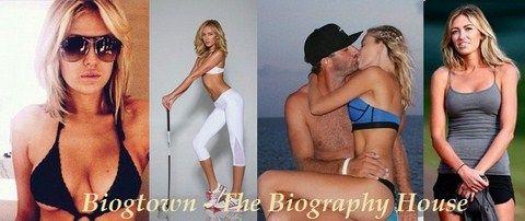 American Golfer Dustin Johnson Girlfriend Paulina Gretzky Biography