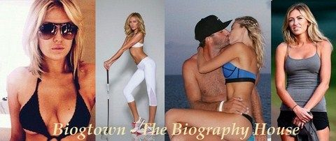 American Golfer Dustin Johnson Girlfriend Paulina Gretzky Biography