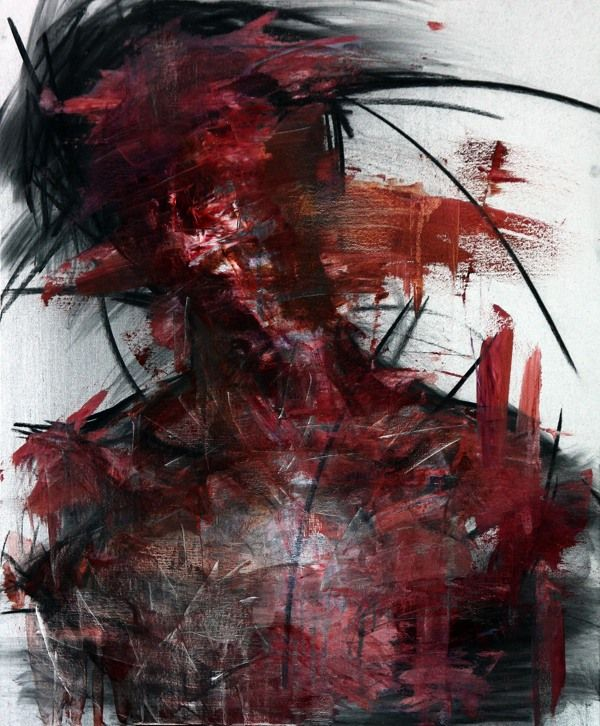 L'univers sombre et mystérieux du peintre KwangHo Shin ...