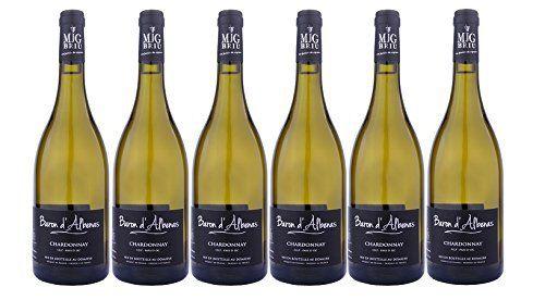 LE BARON D'ALBENAS – Vin Blanc – IGP Côtes Catalanes CHARDONNAY – Vendu par carton de 6 Bouteilles de 75cl – 14% Vol.: Cépages:…