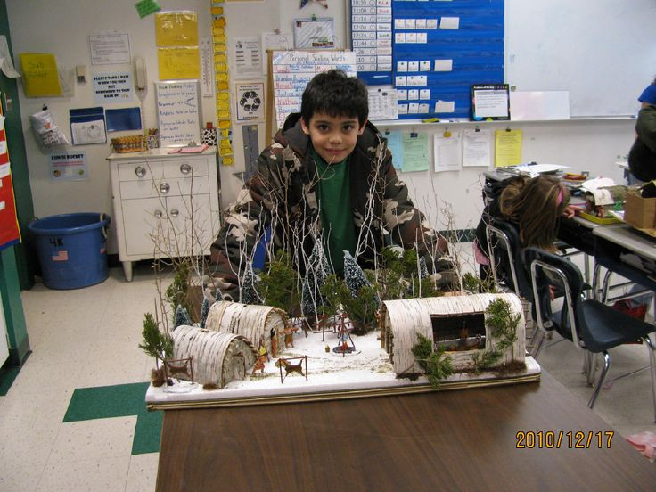 how to build a real longhouse