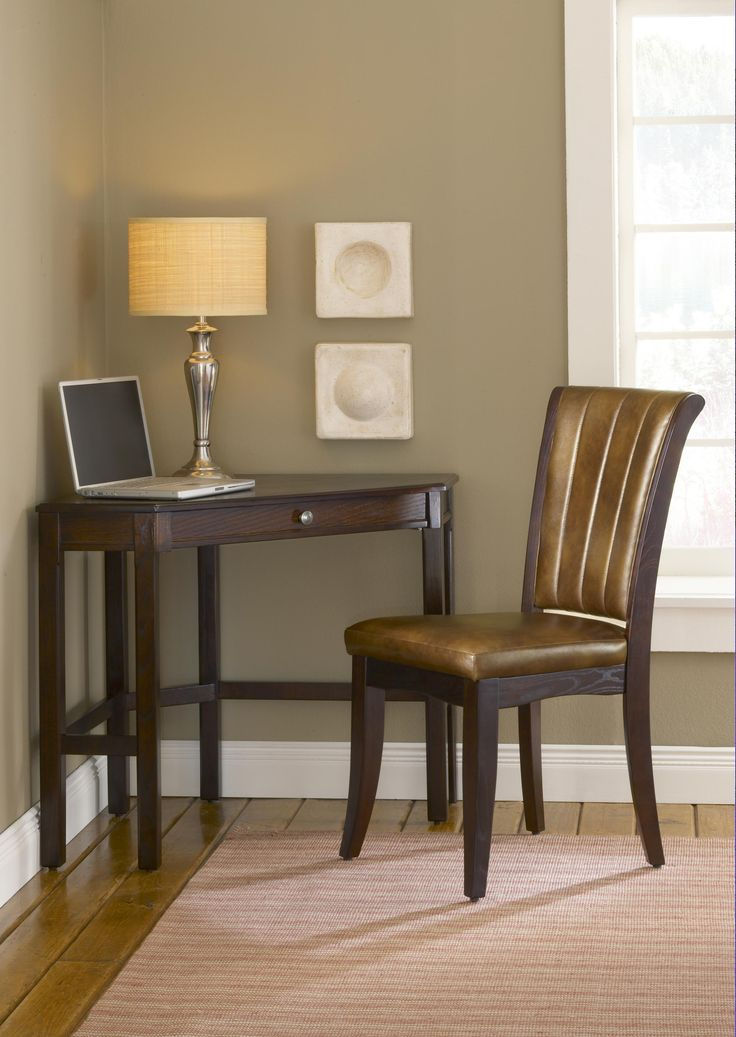 Solano Cherry Desk And Chair By Hillsdale