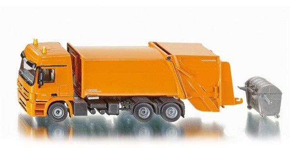 Siku, Camión de recogida de Basura  Escala 1:50