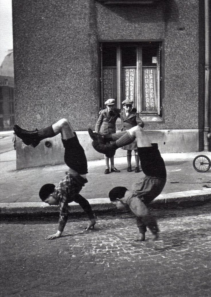 Robert Doisneau's greatest photography.