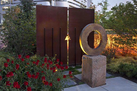 Mary & Al Schneider Healing Garden | Cleveland USA | Visionscapes