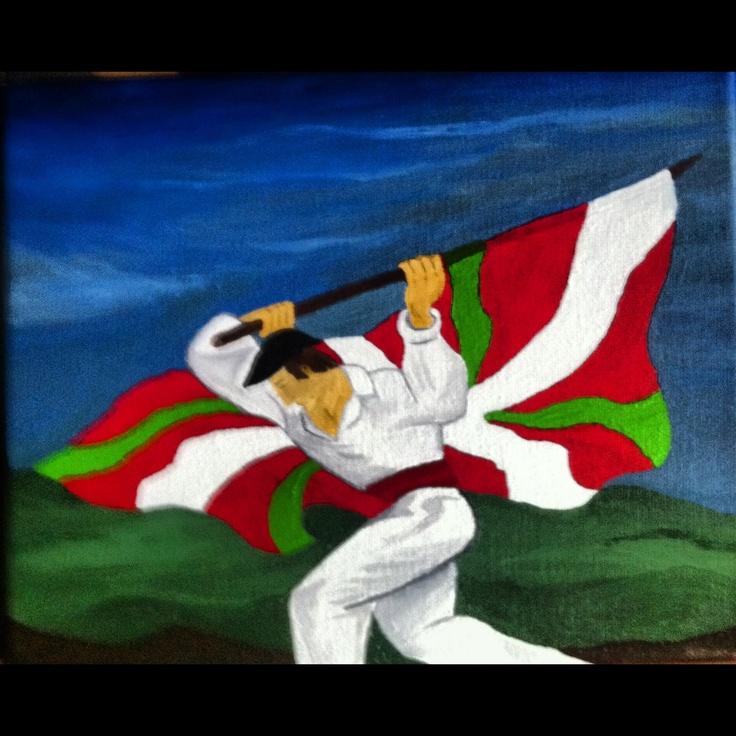Bearnés #Oléo #Pintura #Peinture #Euskera #Basque #Vasco