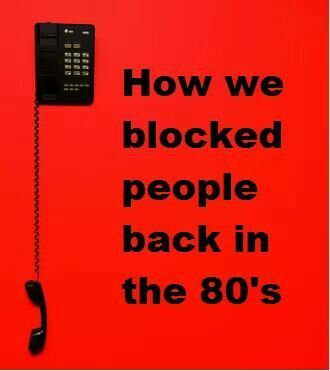 how do you start a business online, what all do you need to start a business, starting a business where to start - Call blocking in the 80's #business #entrepreneur