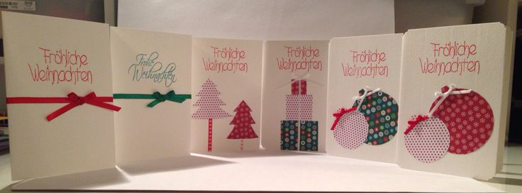 """""""Merry Christmas"""" greeting cards"""
