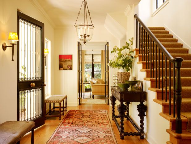 Foyer Area In Spanish : Best ideas about s home on pinterest pocket doors