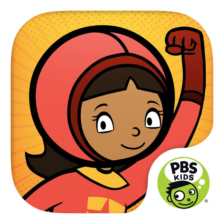 WordGirl Superhero Training App | Put your vocabulary skills to the test and see if you have what it takes to be WordGirl's sidekick! Create superhero avatars and train with WordGirl in this adventurous PBS KIDS app designed for kids 6 to 8. (Available for iPad, Kindle Tablet, Android Tablet, & Nook Tablet).