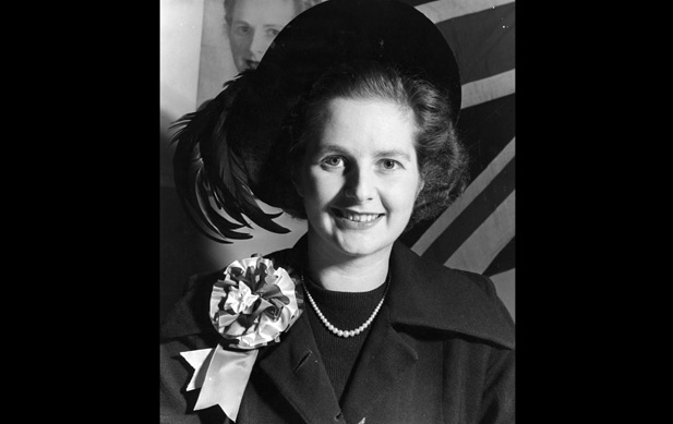 Margaret Thatcher:  In the 1950 and 1951 general elections, Thatcher ran as the Conservative candidate for the safe Labour seat of Dartford. Although she lost both races, Thatcher gained attention as the youngest and only woman in the race  She passed away April 10, 2013