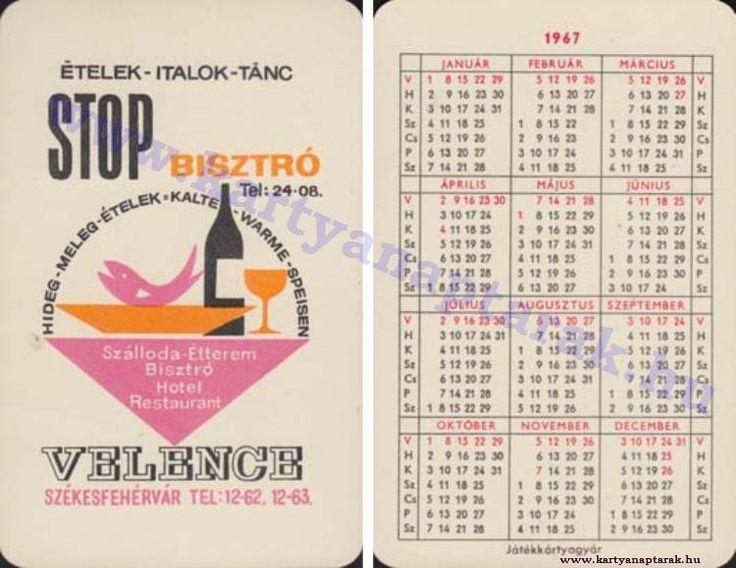 1967 - 1967_0114 - Régi magyar kártyanaptárak