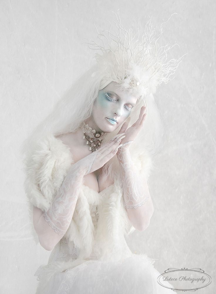 A beautiful soft portrait of my Snow Queen . Deep in thought.... http://www.lutecephotography.co.nz/site/#/home/