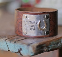 sisters of the SouTH cuff: The South, Sisters, Style, South Cuff, Junk Gypsies, Jewelry, Cuffs, Junk Gypsy