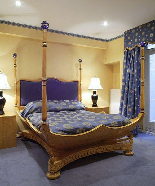 25 englische Schlafzimmer Interieur Ideen – echt stilvoll und ...