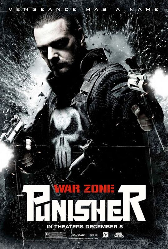 The Punisher – Zone de guerre
