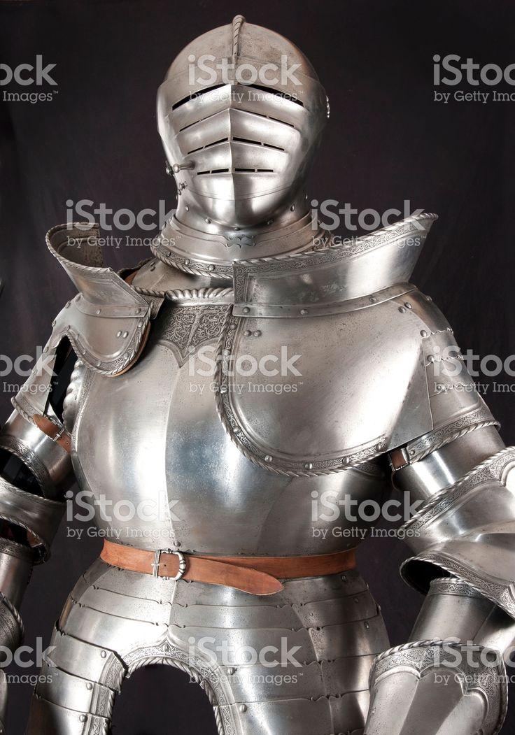 Armour на средневековый Рыцарь Сток Вектор 91260571 - iStock