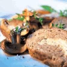 Vild köttfärslimpa - Recept - Tasteline.com