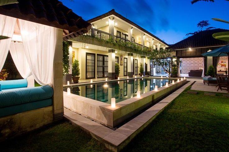 Villa Petitenget Luxury – Bali 4 Bedrooms