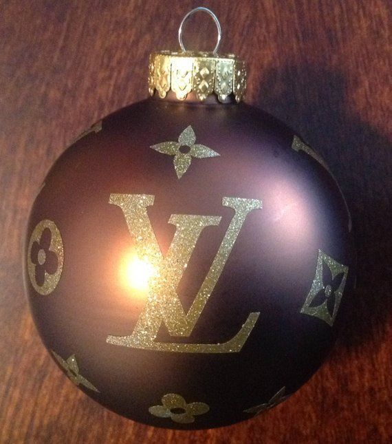 Louis Vuitton Inspired Ornament Products In 2019 Louis Vuitton