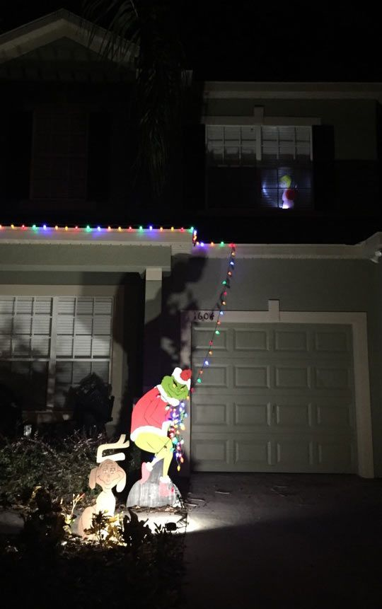 Christmas Decorations For Lazy People | Fun & Funny Stuff | Pinterest |  Christmas, Christmas decorations and Outside christmas decorations - Christmas Decorations For Lazy People Fun & Funny Stuff