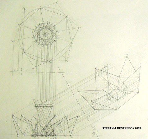 AXONOMETRÍA Geometría II | Flickr - Photo Sharing!