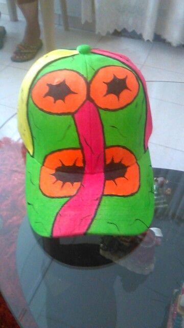 Gorra marimonda carnavalera