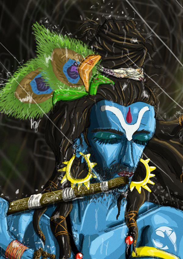 Krishna : 'Humanity Within Divinity'