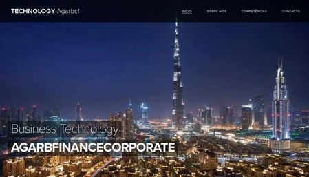project AGARBCF-business.technology-agarbfinancecorporate